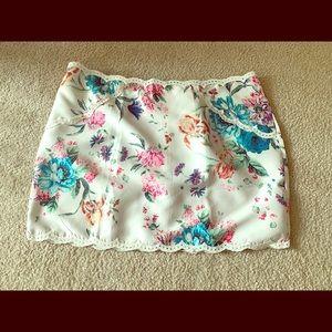 Shein mini skirt